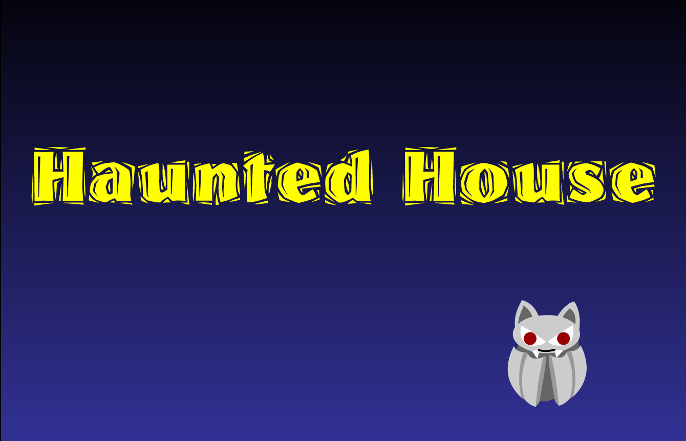 Descriptive Essays About a Haunted House