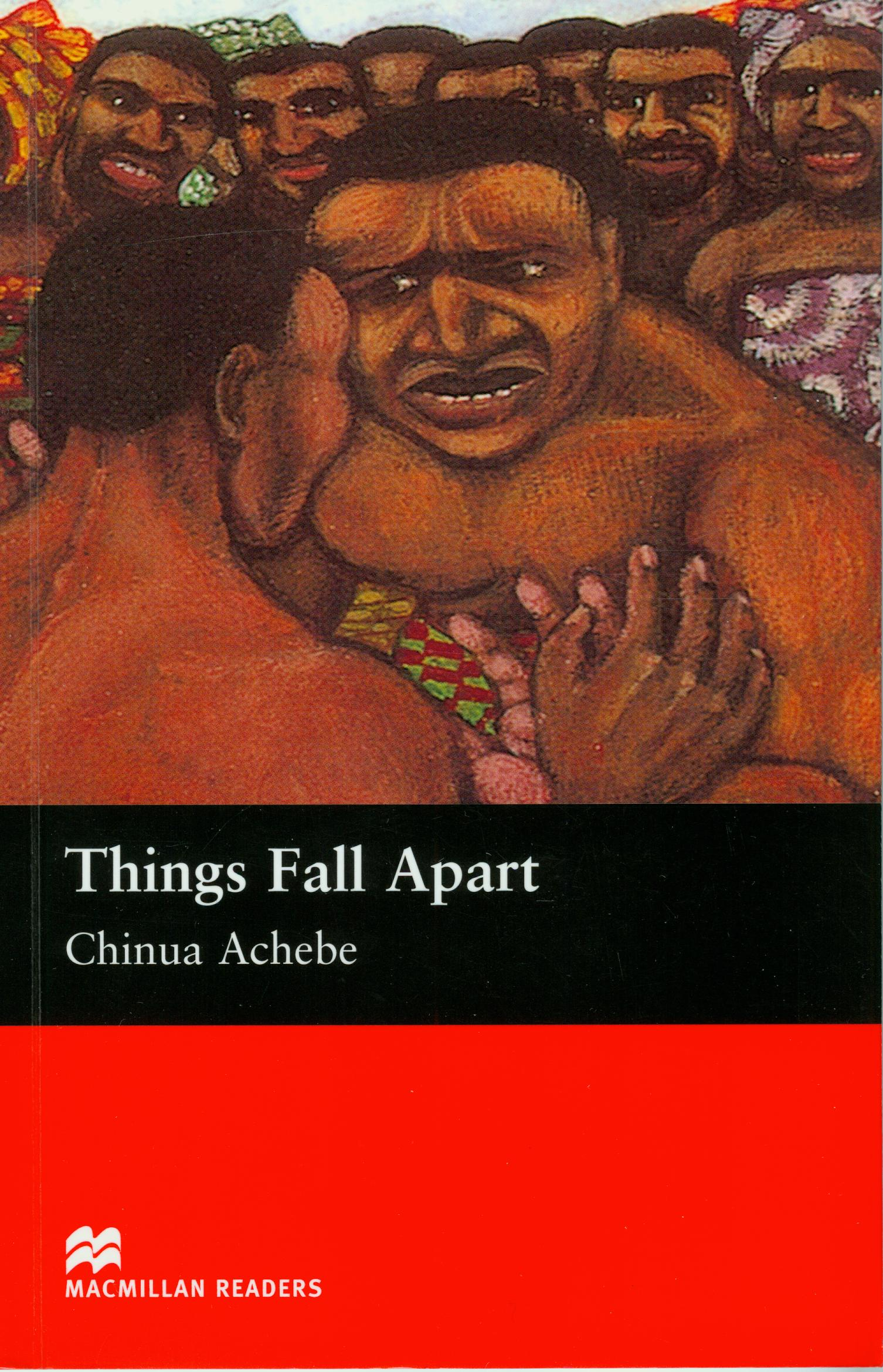 the assimilation in the book things fall apart by chinua achebe Things fall apart by chinua achebe home / things fall apart is a tragedy but can a book about things falling apart really have a happy ending.
