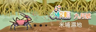 小校報9月號 : 米埔濕地
