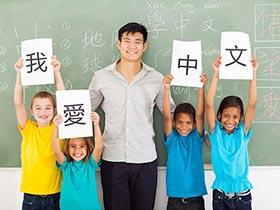 非華語中文學習平台