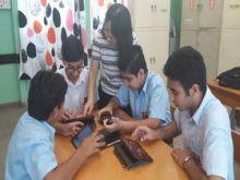 非華語學生中文學習支援計劃—校本教材