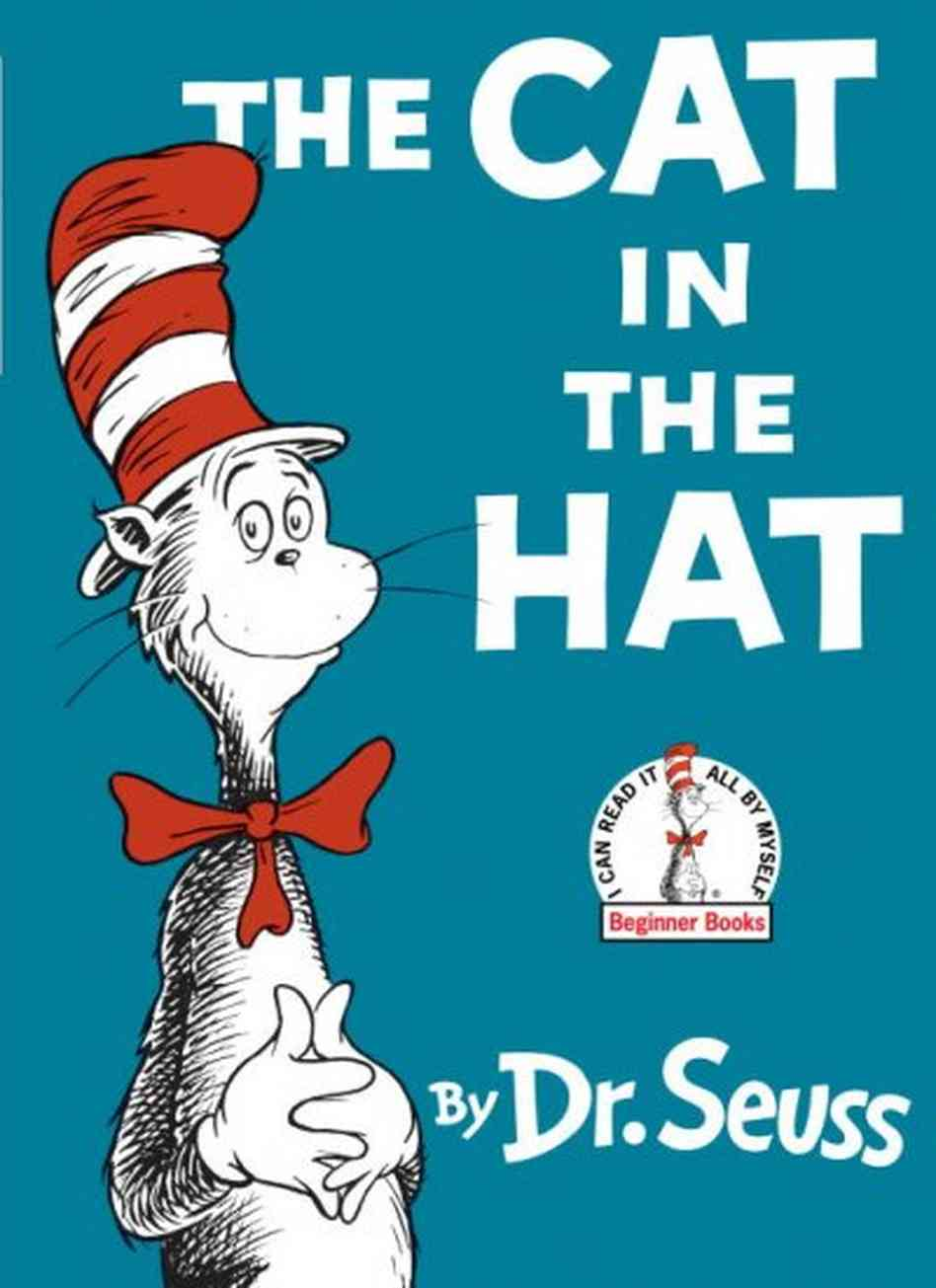 book cover of The Cat in the Hat