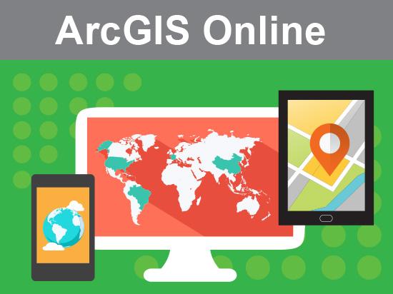 ArcGIS Online雲端製圖平台