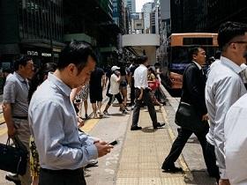 工時長壓力大 憂失業比率升