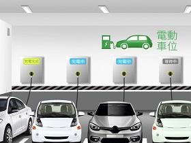 廣泛使用電動車