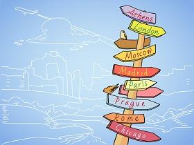 生涯規劃:放棄工作 感受世界