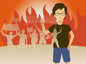 社會參與:我想參與示威遊行