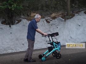 Robotic Walker是非一般的助行架